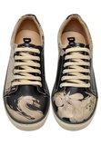 Jasmine and Swan Sneakers_