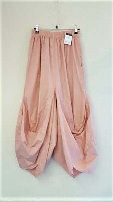 Moonshine zouave broek katoen roze.