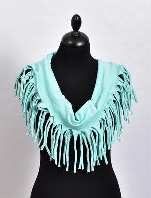 Sjaal mint 1