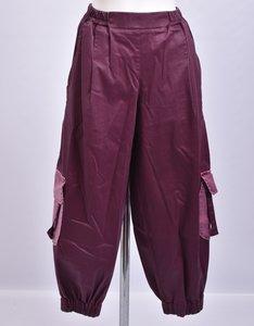 Ballonbroek, Kekoo, oud roze, elastische taille met aparte zak op kniehoogte