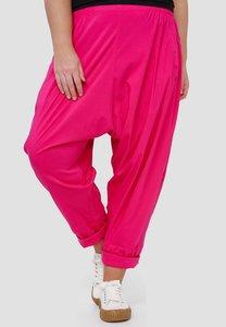 Harembroek, Kekoo roze, rekbare taille, steekzakken,